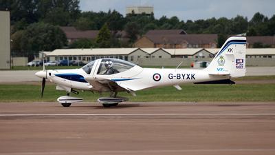 G-BYXK - Grob G115E Tutor - United Kingdom - Royal Navy