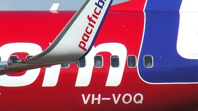 VH-VOQ - Boeing 737-8FE - Virgin Blue Airlines
