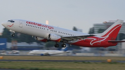SP-LLF - Boeing 737-45D - Centralwings