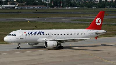 TC-JLI - Airbus A320-214 - Turkish Airlines
