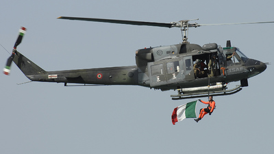 MM81163 - Agusta-Bell AB-212ICO - Italy - Air Force