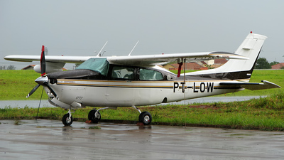 PT-LOW - Cessna 210N Centurion II - Private