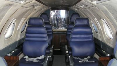 FAE049 - North American Sabreliner 60 - Ecuador - Air Force