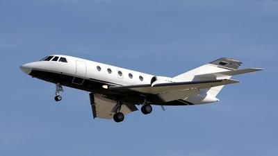 N800FF - Dassault Falcon 20F - Private