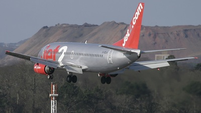 G-CELA - Boeing 737-377(QC) - Jet2.com