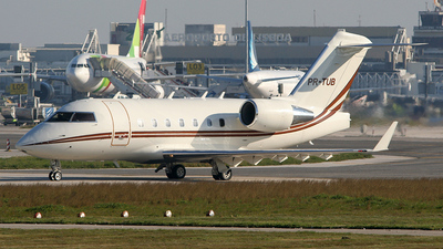 PR-TUB - Bombardier CL-600-2B16 Challenger 604 - Private