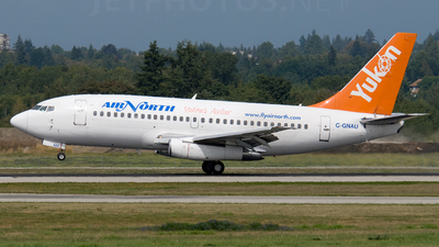 C-GNAU - Boeing 737-201(Adv) - Air North