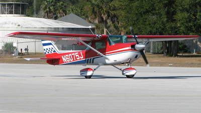 N6075J - Cessna A150L Aerobat - Private