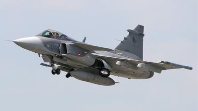 9244 - Saab JAS-39C Gripen - Czech Republic - Air Force