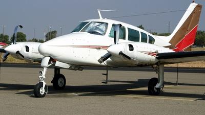 N1YF - Cessna 320F Skyknight - Private