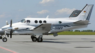D-IHMV - Beechcraft C90B King Air - Air Charter
