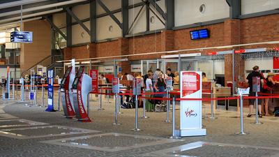YBRK - Airport - Terminal