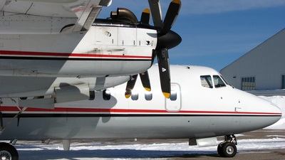 C-GLOL - De Havilland Canada DHC-7-102 Dash 7 - Voyageur Airways
