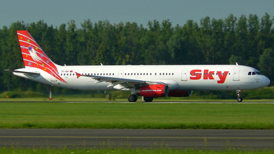 TC-SKI - Airbus A321-231 - Sky Airlines