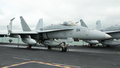 164256 - McDonnell Douglas F/A-18C Hornet - United States - US Navy (USN)