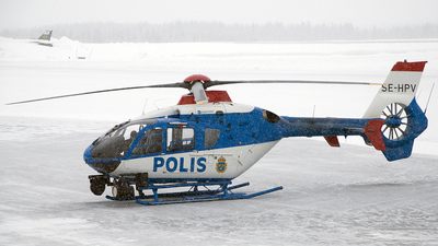 SE-HPV - Eurocopter EC 135P2 - Sweden - Police