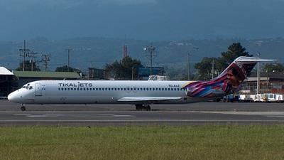 TG-ALE - McDonnell Douglas DC-9-51 - Tikal Jets