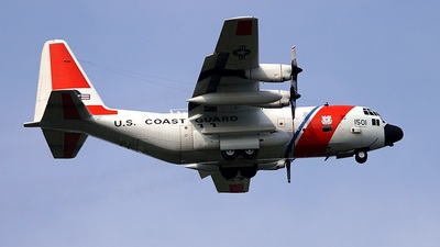 1501 - Lockheed HC-130H Hercules - United States - US Coast Guard (USCG)