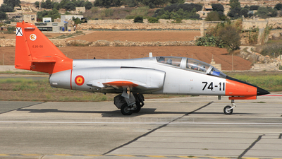 E.25-56 - CASA C-101EB Aviojet - Spain - Air Force
