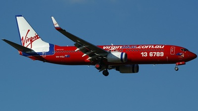 VH-VOJ - Boeing 737-81Q - Virgin Blue Airlines