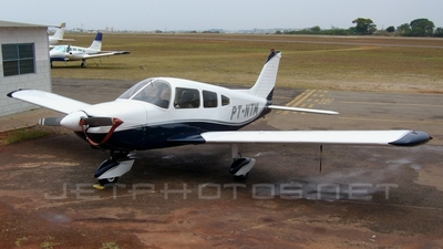 PT-NTM - Embraer EMB-710C Carioca - Private