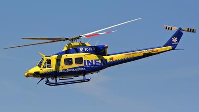 EC-HFD - Bell 412EP - Helisureste