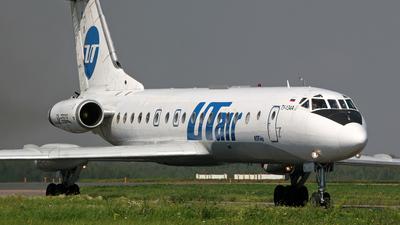 RA-65609 - Tupolev Tu-134A-3 - UTair Aviation