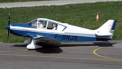 F-BNJX - Jodel DR250/160 Capitaine - Private