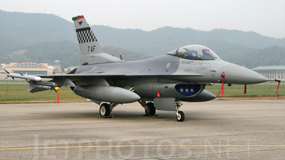 90-0710 - Lockheed Martin F-16CG Fighting Falcon - United States - US Air Force (USAF)