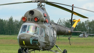 9427 - Mil Mi-2 Hoplite - Czech Republic - Air Force