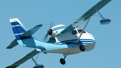 NC6240K - Republic RC-3 Seabee - Private