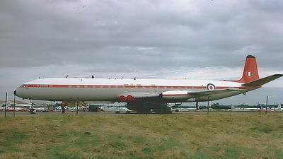 XS235 - De Havilland DH-106 Comet 4C - United Kingdom - Royal Air Force (RAF)