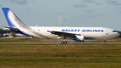 F-WWAL - Airbus A300F4-622R - Galaxy Airlines