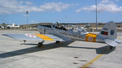 1315 - De Havilland Canada DHC-1 Chipmunk - Portugal - Air Force