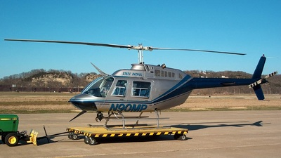 N90MP - Bell 206B JetRanger - United States - Missouri State Highway Patrol