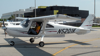 A picture of N5201K -  - [] - © James Dingell