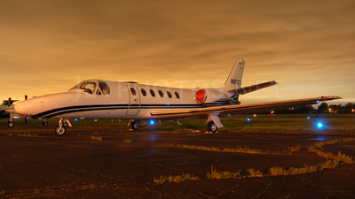 N811RG - Cessna 550 Citation II - Private