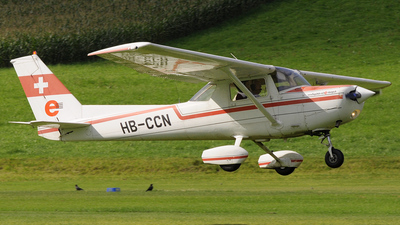 A picture of HBCCN - Cessna F152 - [1621] - © Ben King
