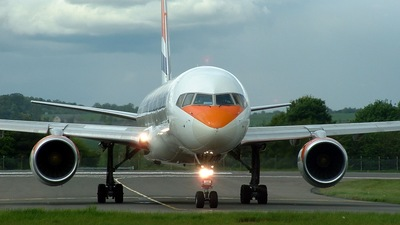 PH-AHS - Boeing 757-28A - Air Holland