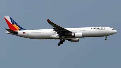 F-OHZR - Airbus A330-301 - Philippine Airlines
