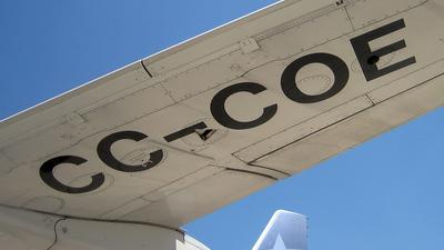 CC-COE - Airbus A320-233 - LAN Ecuador