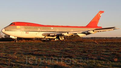 N603US - Boeing 747-151 - Northwest Airlines