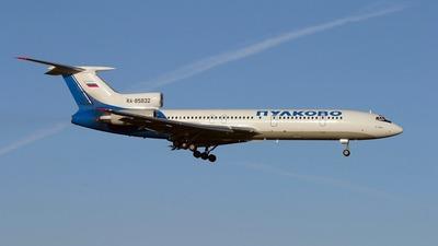 RA-85832 - Tupolev Tu-154M - Pulkovo Aviation Enterprise