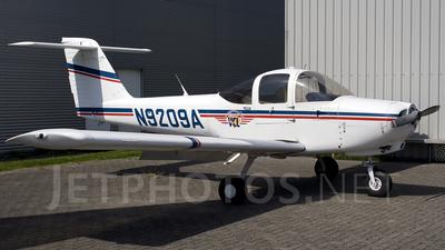 A picture of N9209A - Piper PA38 Tomahawk - [3882A0113] - © Kelemen Szabolcs