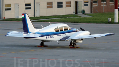 HA-YCE - Piper PA-23-250 Aztec E - Private