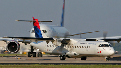 N630AS - ATR 72-212 - Delta Connection (Atlantic Southeast Airlines)