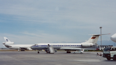 EX-65125 - Tupolev Tu-134A-3 - Kyrgyzstan Airlines