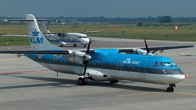 PH-XLH - ATR 72-200 - KLM Exel