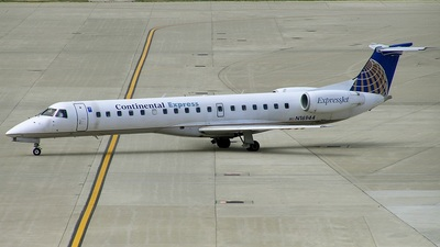 N16944 - Embraer ERJ-145ER - Continental Express (ExpressJet Airlines)