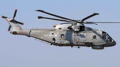 ZH838 - Agusta-Westland Merlin HM.1 - United Kingdom - Royal Navy